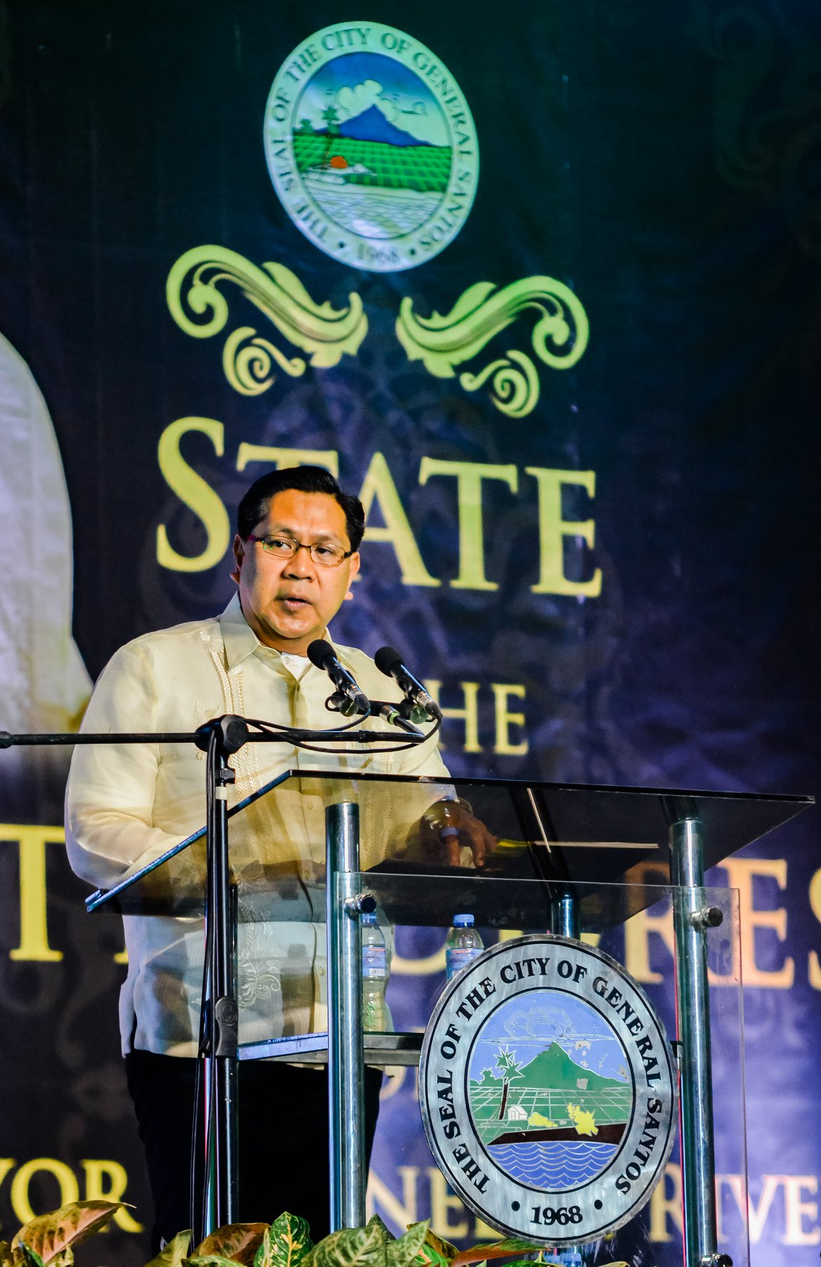 Full Transcript of the State of the City Address 2018 delivered by City Mayor Ronnel C. Rivera