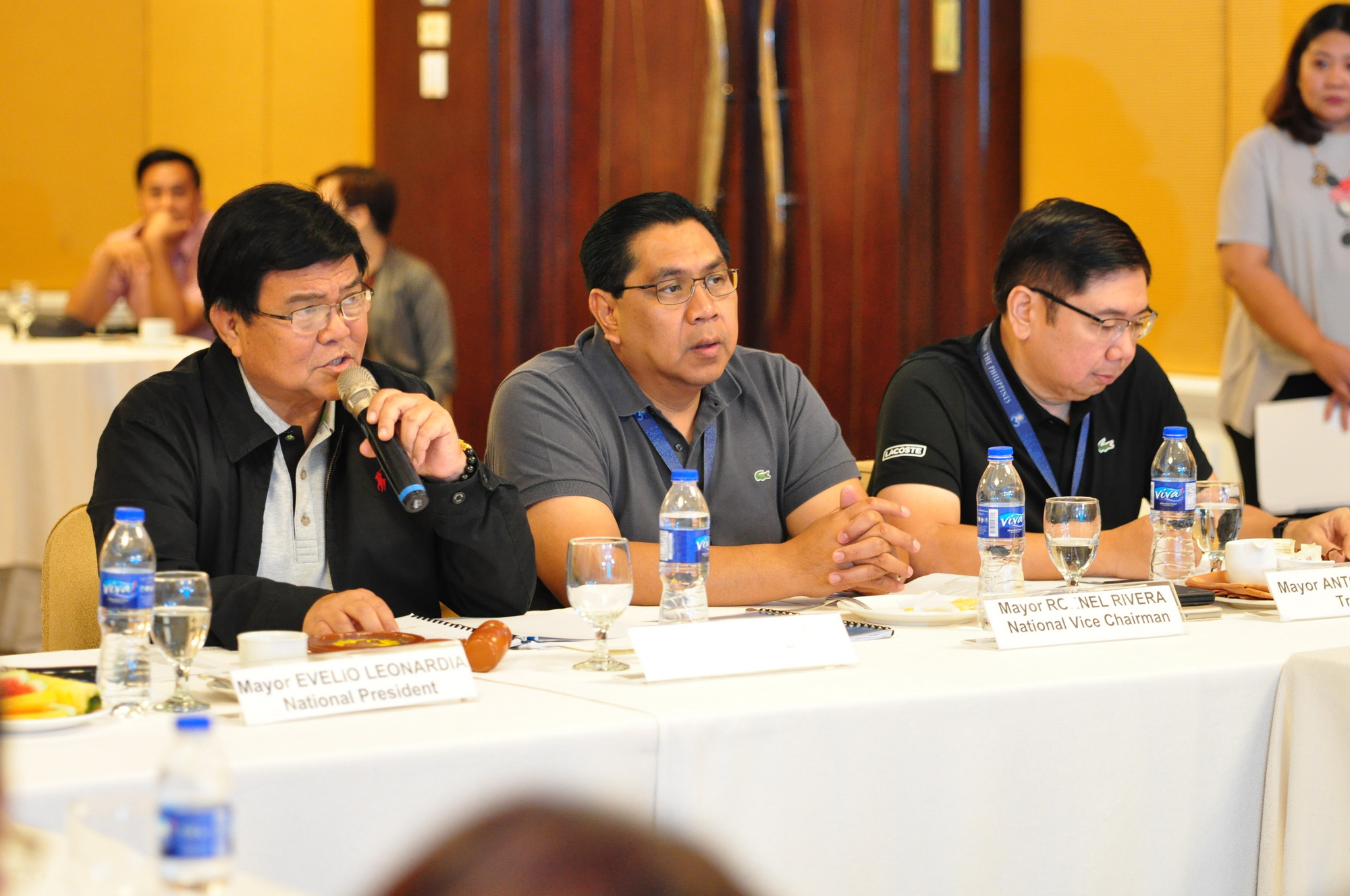 Gensan CM Rivera re-elected National Vice Chairperson during the LCP 68th General Assembly