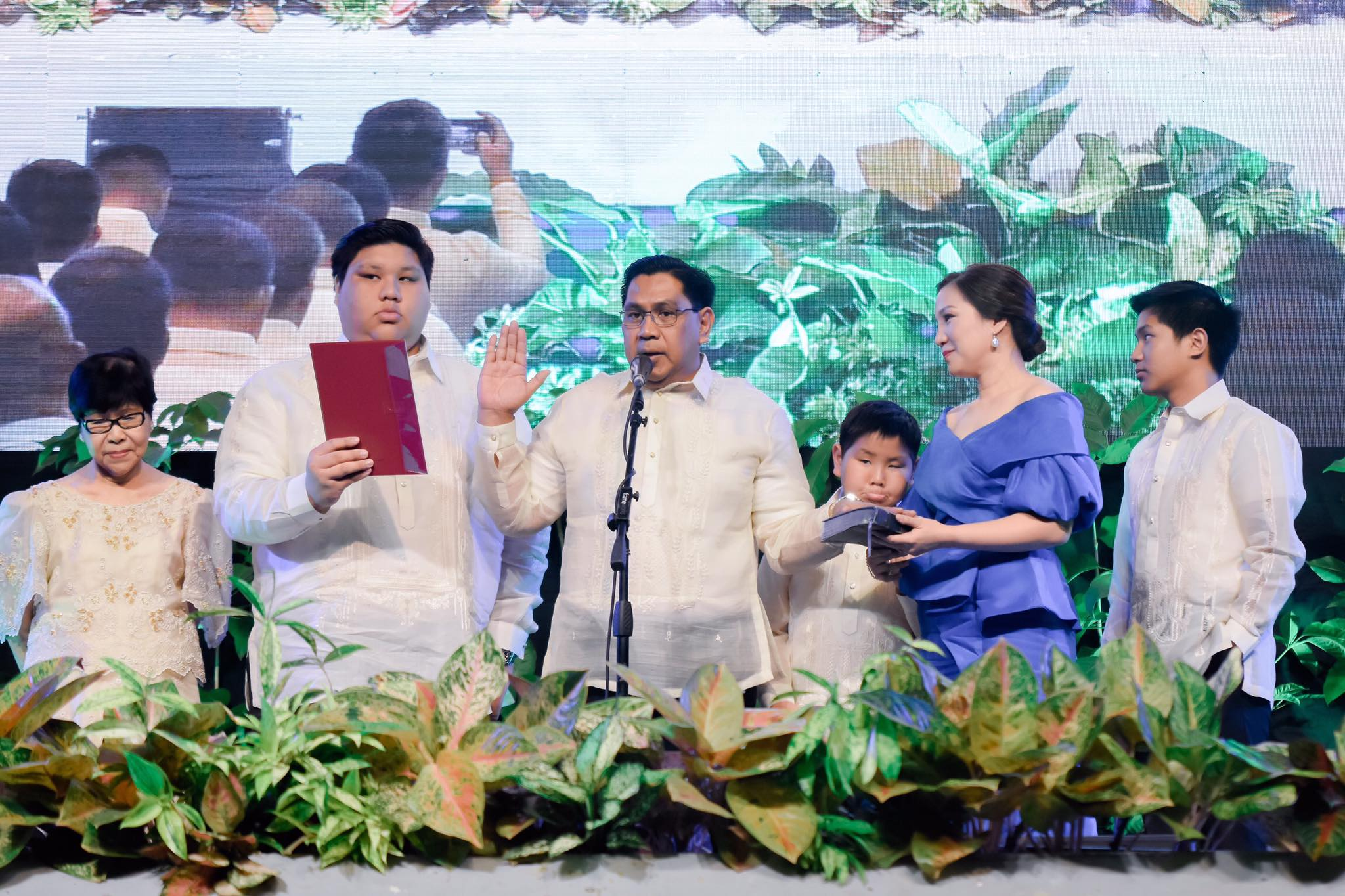 Full Transcript of the Inaugural Message of Gensan Mayor Ronnel C. Rivera During His Oathtaking